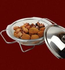 catering bielsko-biała - Menu Podgrzewacze szklane Propozycja I